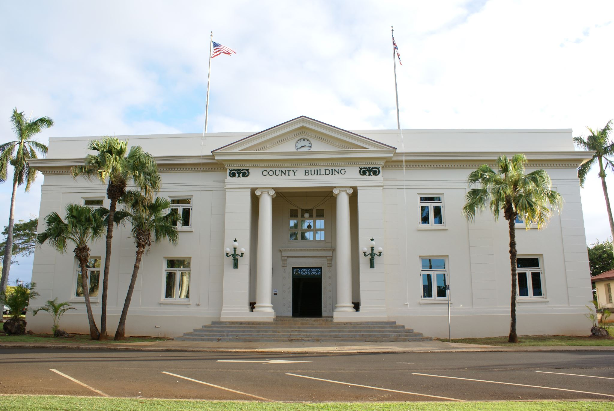 Historic County Building