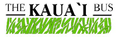 The Kauai Bus logo