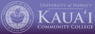 University of Hawaii, Kauai Community College
