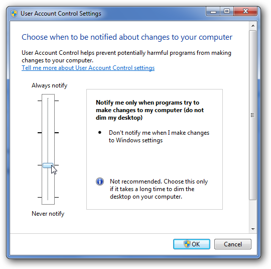 Windows 7 disable screen capture step 4