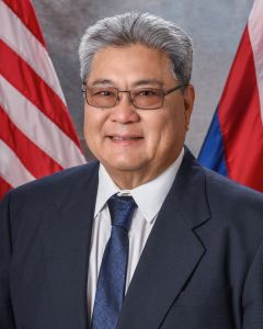 photo of Lyle Tabata