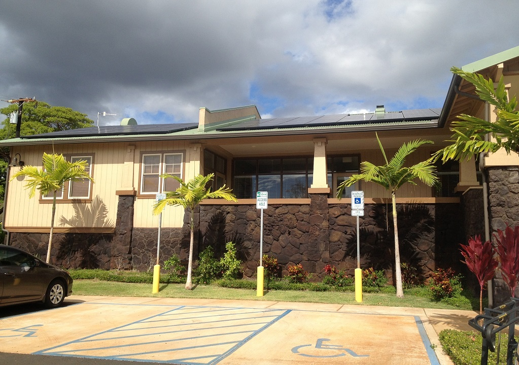 photo of Waimea Sub-Station