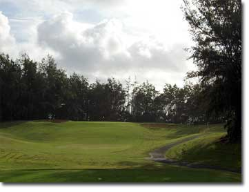 photo of 14th hole