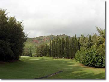 photo of 15th hole