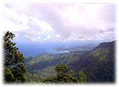 scenic photo of Hanalei